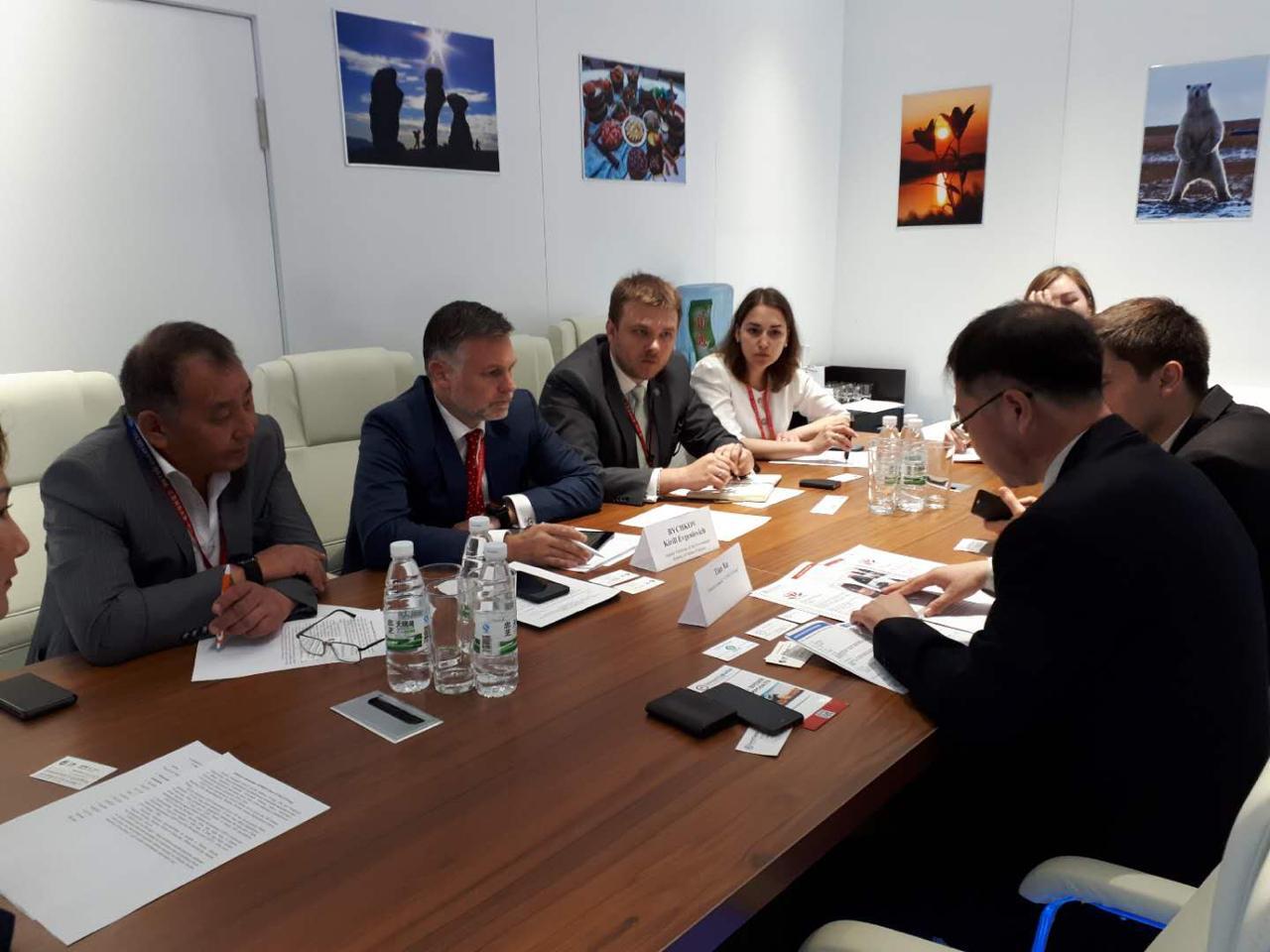 Ведутся переговоры по расширению международного рынка сбыта якутских товаропроизводителей