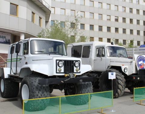 Якутия получила 28 единиц лесопожарной техники