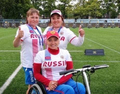 Степанида Артахинова установила новый рекорд в личном первенстве