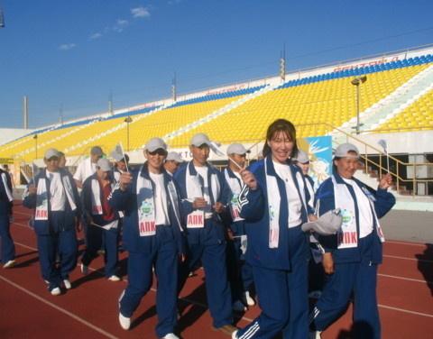 Команда профсоюза работников АПК: «Настроены на победу!»