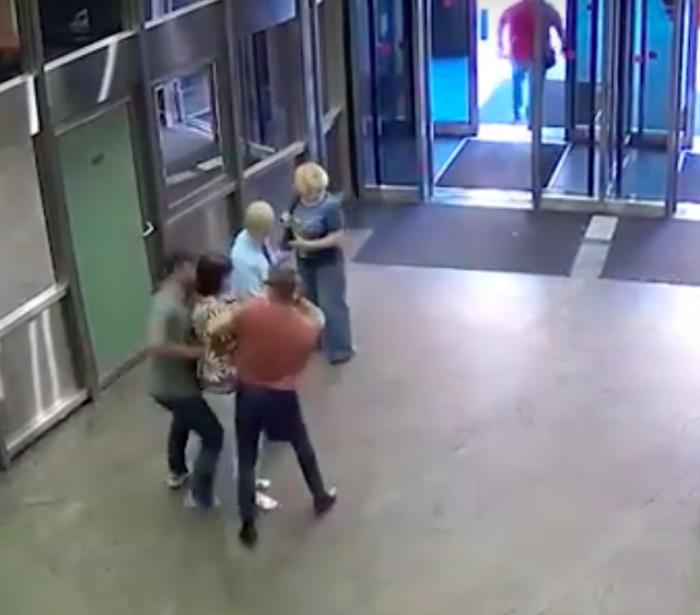 Арестованы похитители алмазов (видео)