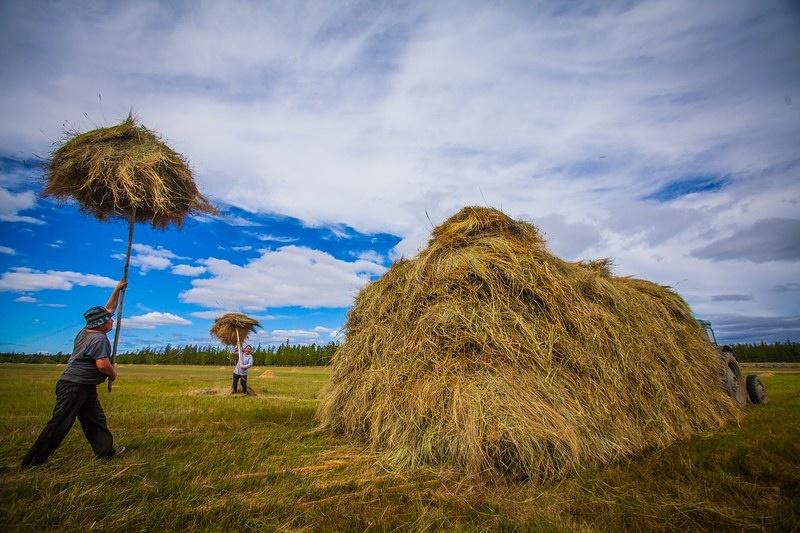 Якутское село развивается за счёт активных, инициативных людей