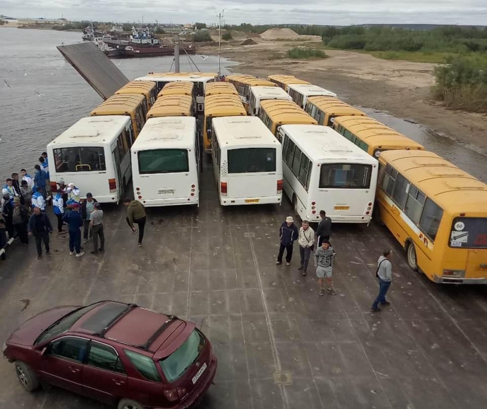 Изменение схем движения автобусных маршрутов отменено