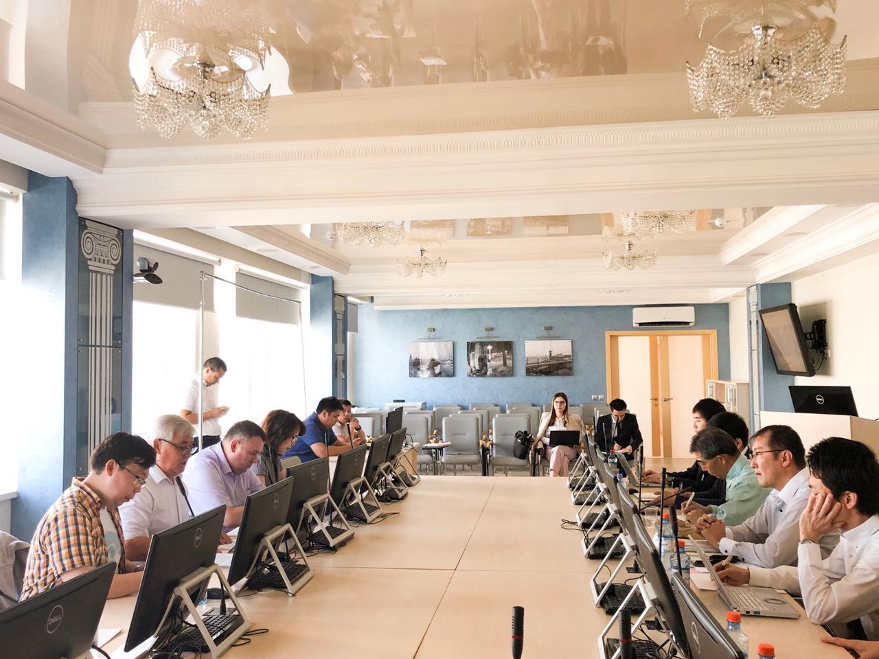 В Минтрансе Якутии прошло обсуждение проекта строительства Ленского моста с японскими инвесторами