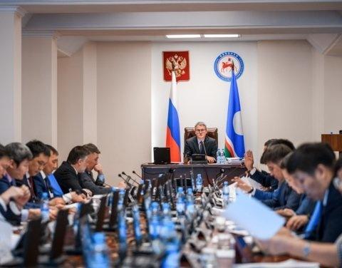 Смотрите заседание Правительства Якутии в режиме реального времени