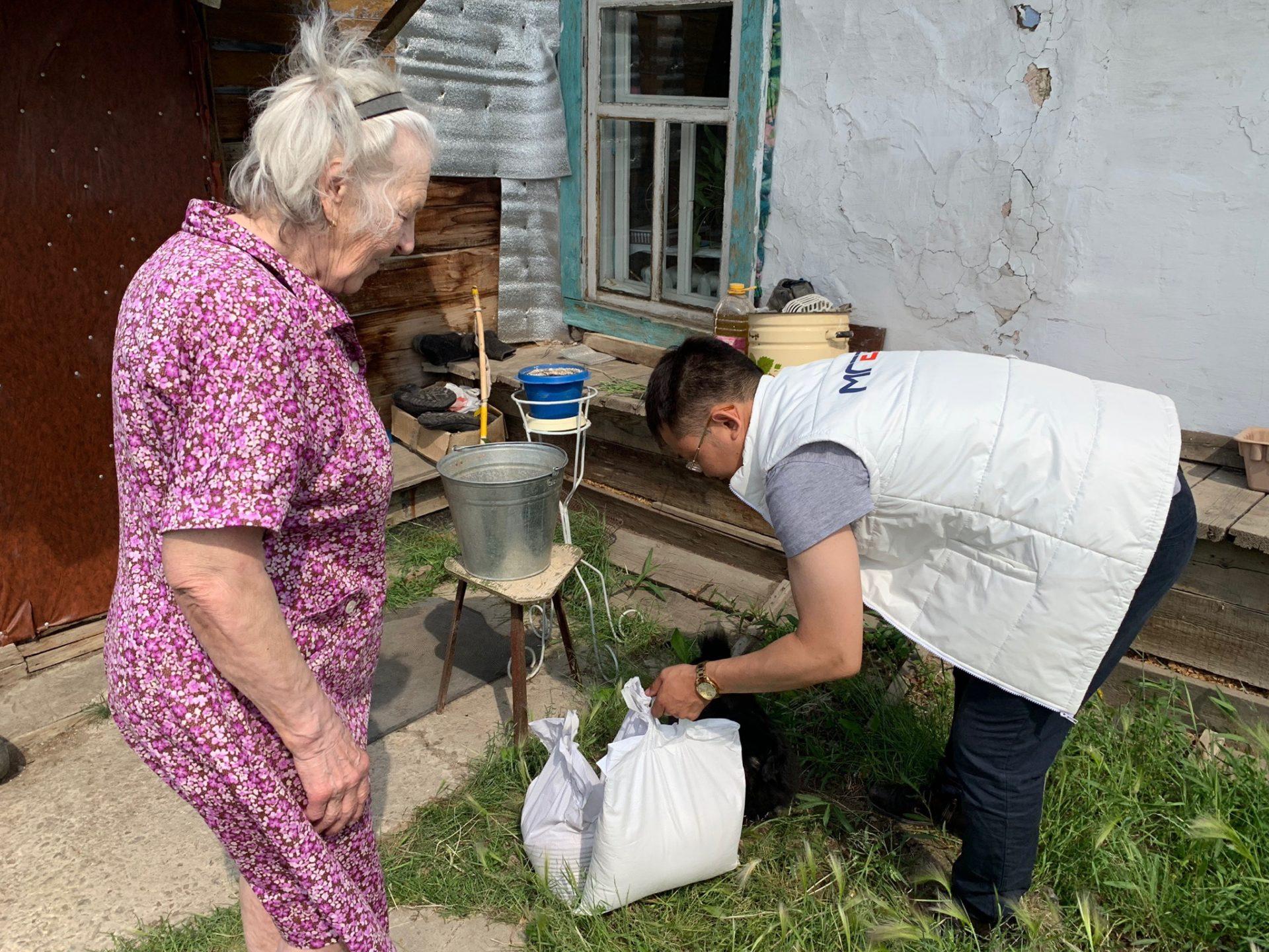 Как молодогвардейцы подружились с ветераном тыла Валентиной Роженковой