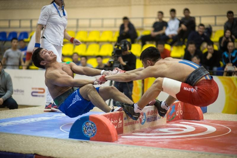 В сентябре в Уфе состоится V Всероссийский фестиваль национальных и неолимпийских видов спорта