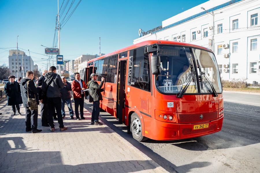 В мэрии Якутска рассматривают вопрос о введении бесплатного проезда для школьников из многодетных семей