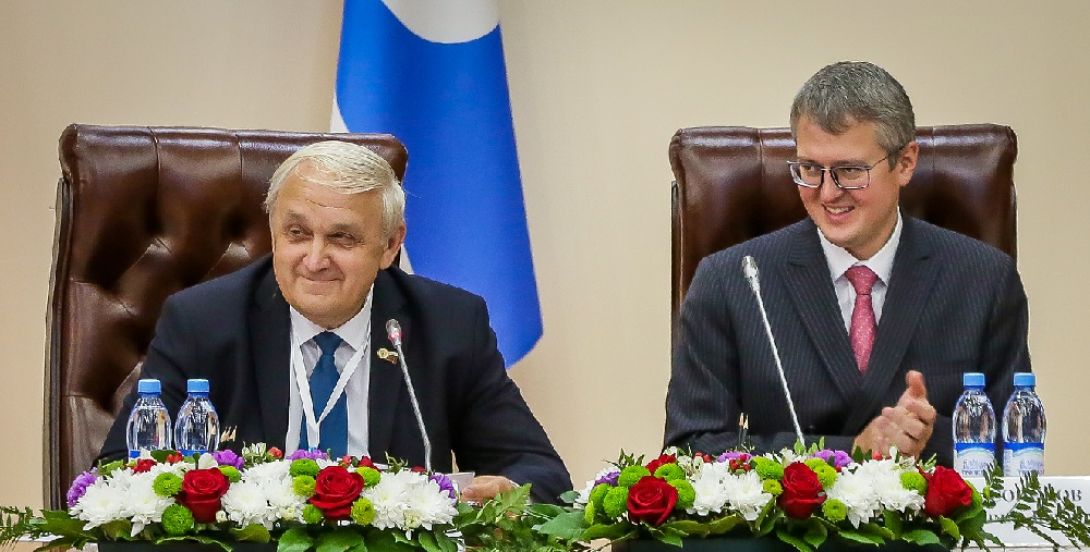 Председатель Союза МКСО РФ поблагодарил руководство республики и города