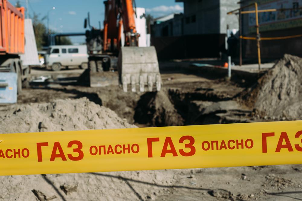 В связи с реконструкцией газопровода по ул. Жорницкого на время будет приостановлена подача газа