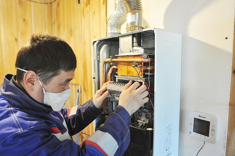 Внутридомовое газовое оборудование должно ежегодно проходить техническое обслуживание