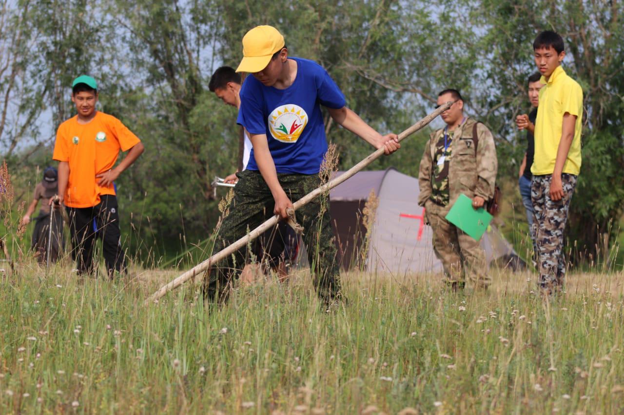 В Тулагино-Кильдямском наслеге проведели традиционное соревнование «Күүлэй-2019»