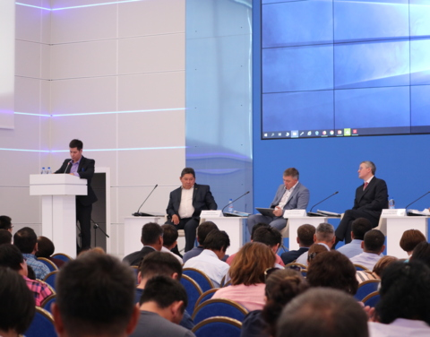 В Якутске состоялся I республиканский форум по развитию крестьянских (фермерских) хозяйств и сельской кооперации в РС (Я)