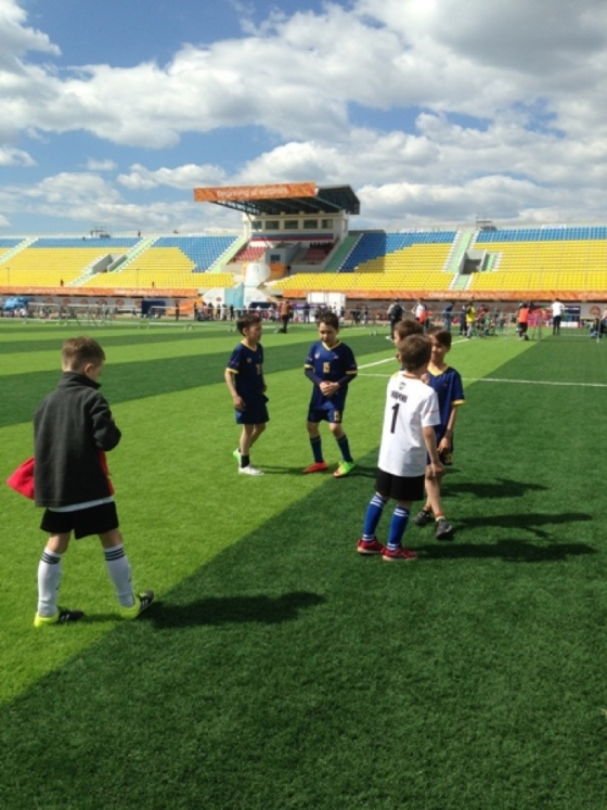 Первый этап Фестиваля детского дворового футбола продлен до августа