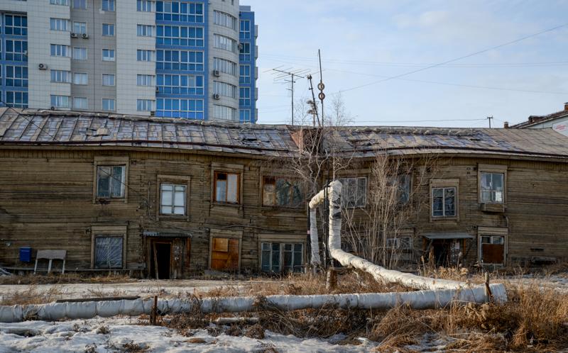 В Якутии реализуется региональный проект «Обеспечение устойчивого сокращения непригодного для проживания жилищного фонда»