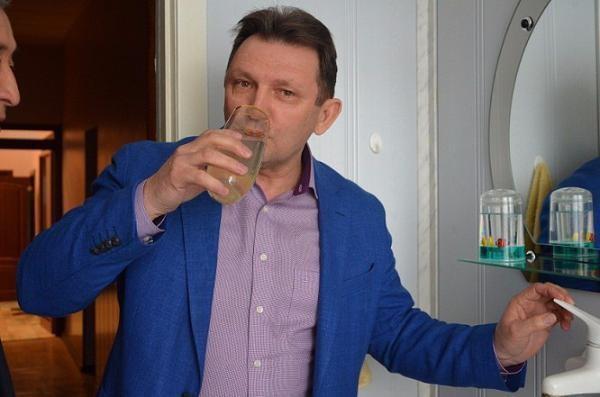 В отношении бывшего директора «Водоканала» Николая Жесткова возбуждено уголовное дело