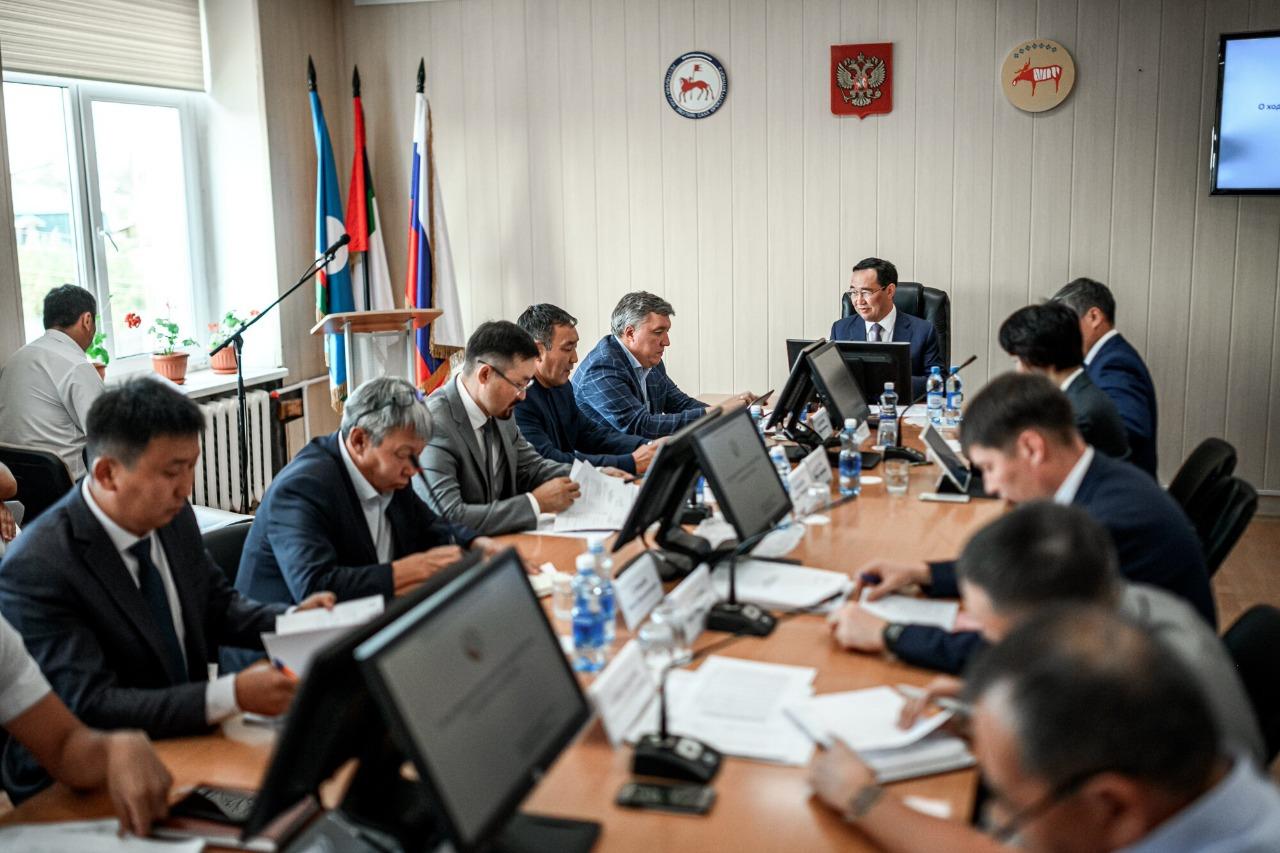 В Якутии упростят критерий для участников программы финансового оздоровления скотоводческих хозяйств