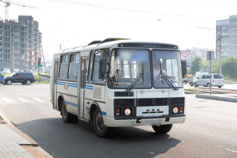 На маршрут №2 вышли только 8 автобусов из 16