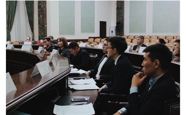 Состоялось IV пленарное заседание Общественной молодежной Палаты