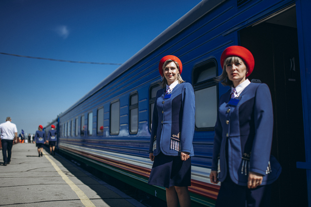 Акционерная компания «Железные дороги Якутии» поздравляет с Днем железнодорожника
