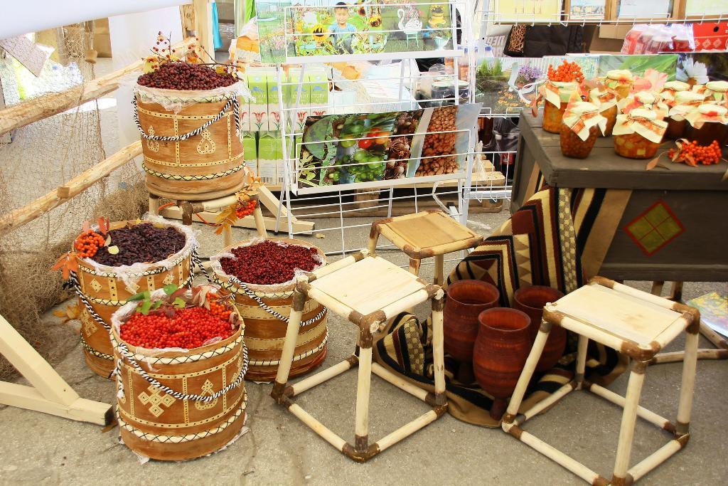 Жители и гости Якутии с нетерпением ждут открытия  выставки-ярмарки «Продовольствие-2019»