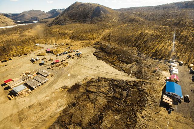 В Минэкологии Якутии поступил сигнал, что фабрика АО «Прогноз» загрязняет водный объект