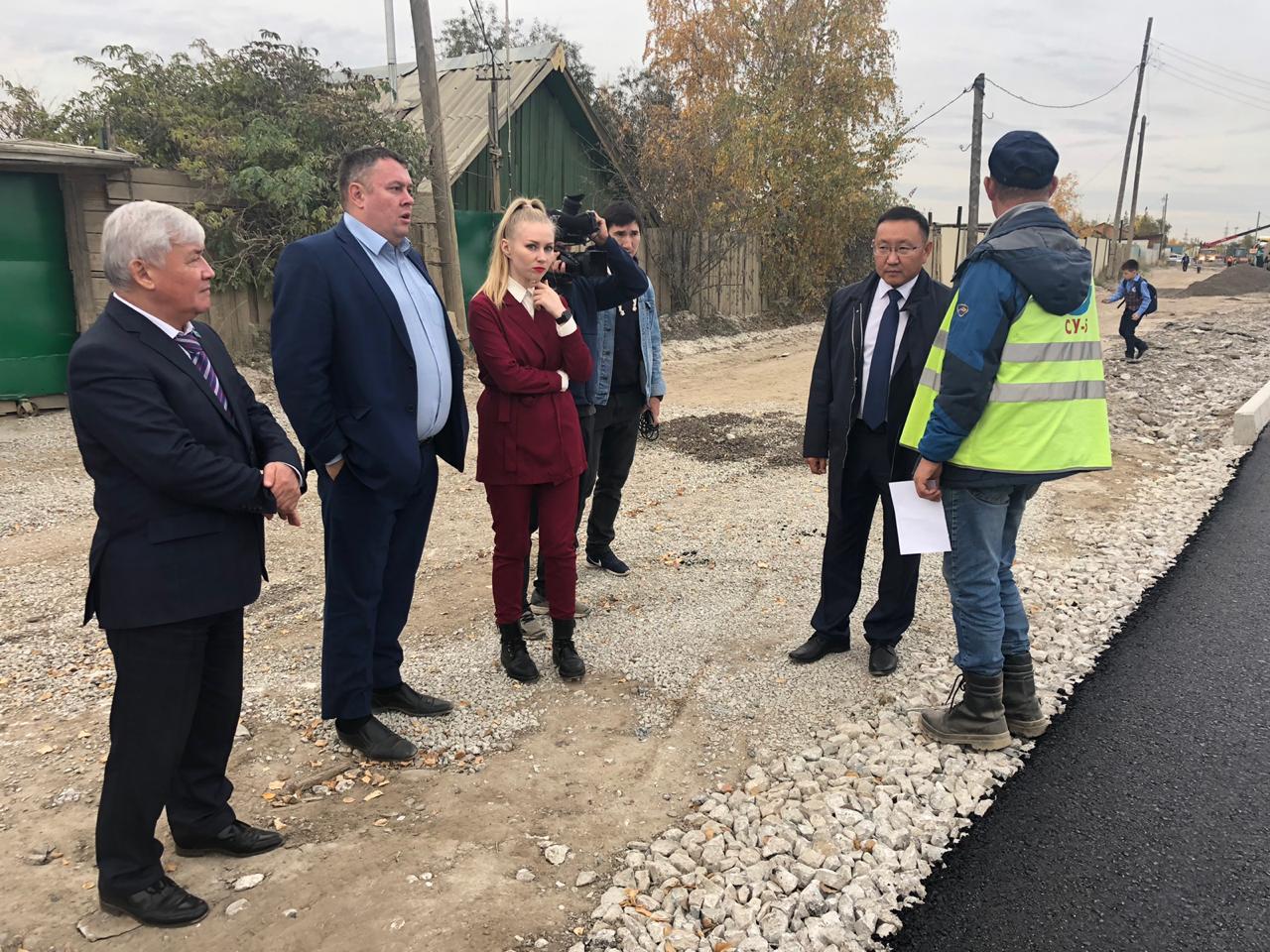По объектам нацпроекта Безопасные и качественные автомобильные дороги прошел внеплановый объезд