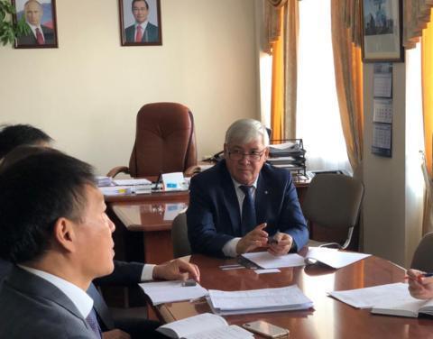 Китайская компания выразила заинтересованность в расширении авиационных маршрутов из Якутии