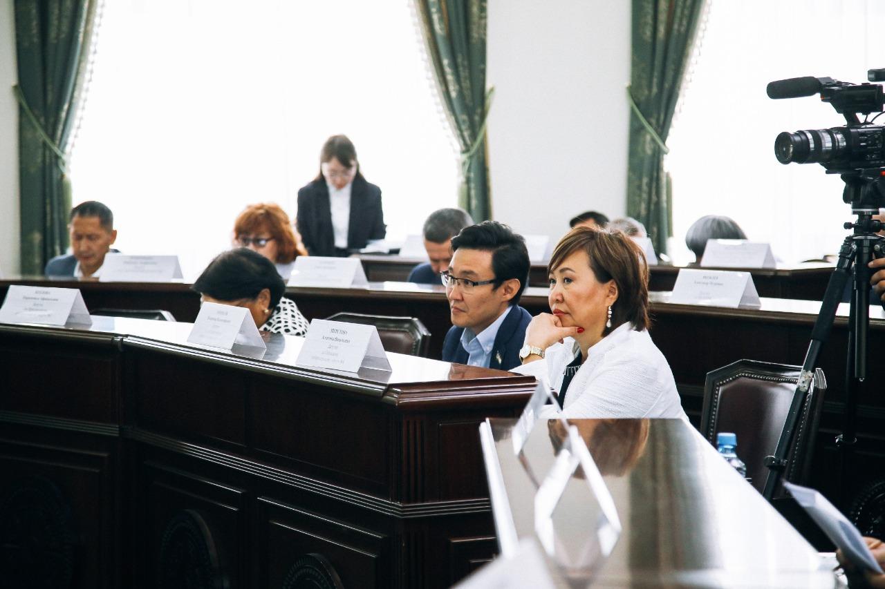 Депутаты Якутской городской Думы приняли уточнения в бюджет города Якутска