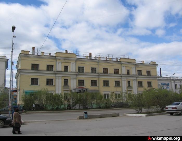 Ситуация с обрушением пола в доме по пр. Ленина, 34 под контролем городских властей