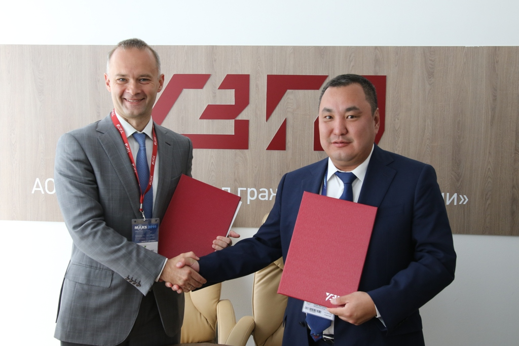 УЗГА поставит в Якутию 10 самолетов L-610 до 2025 года
