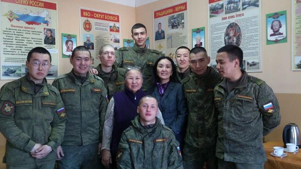 Якутские чиновники извинились перед руководителем комитета солдатских матерей