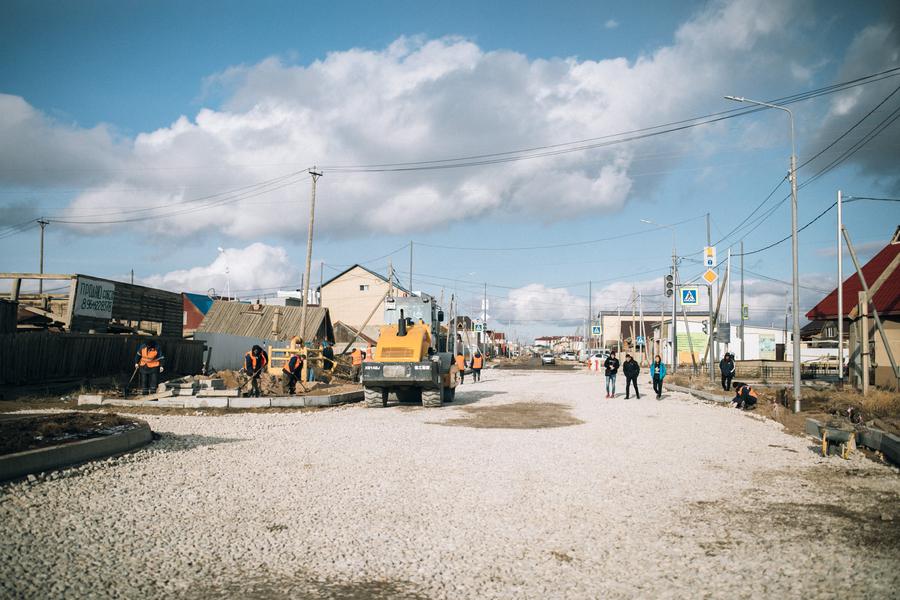 В выходные дорожникам в Якутске предстоит напряженная работа