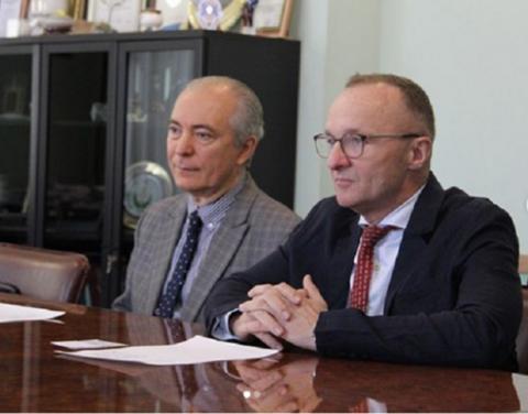 В Якутии обсуждены вопросы продолжения сотрудничества в области культуры, образования и науки с немецкими партнерами