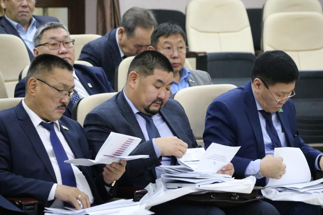 В Минсельхозе Якутии прошла встреча с главами муниципальных районов
