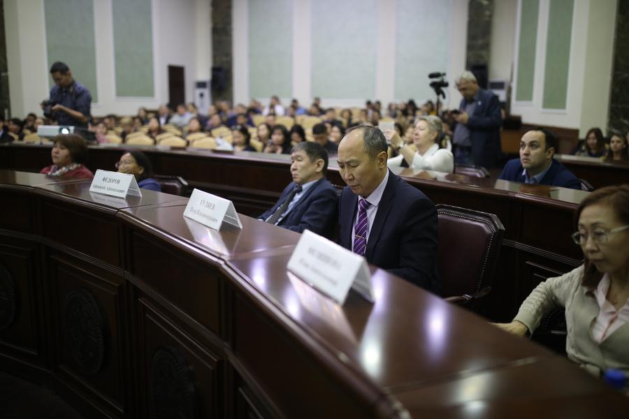 В Якутске прошли публичные слушания по проекту бюджета на 2020-2022 годы