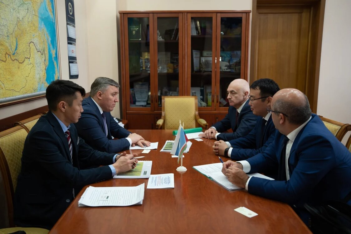 Россельхозбанк готов содействовать повышению продовольственной самообеспеченности Якутии и реализации уникального потенциала ее АПК