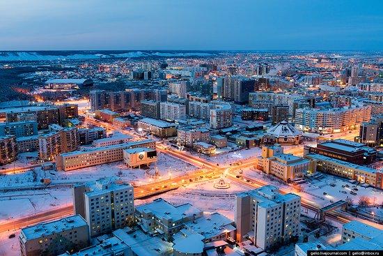 В Якутске идет сбор предложений по благоустройствуй общественных пространств