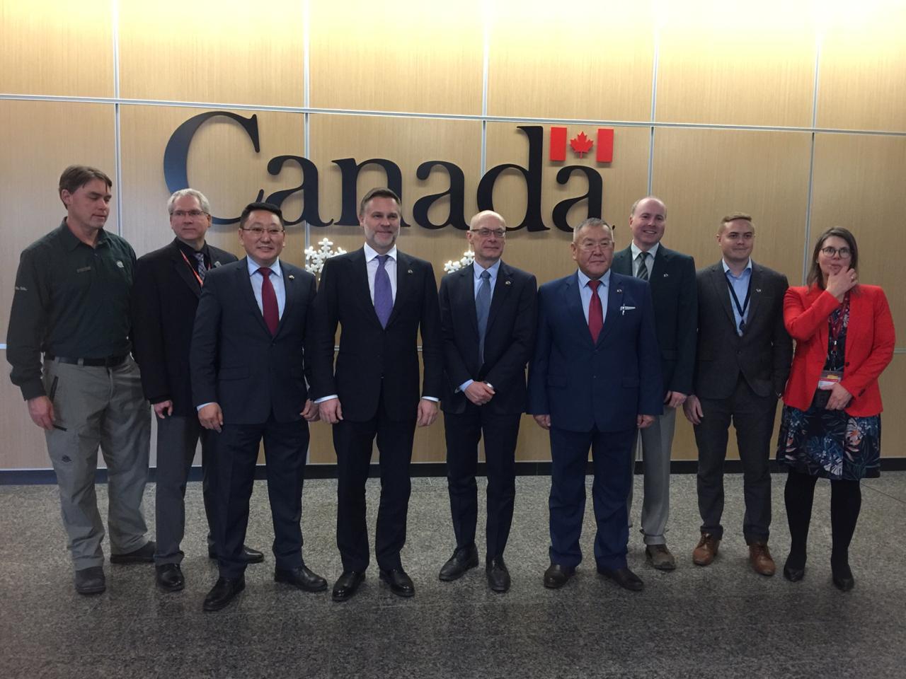 Якутия и канадская провинция Альберта подписали соглашение о передаче бизонов