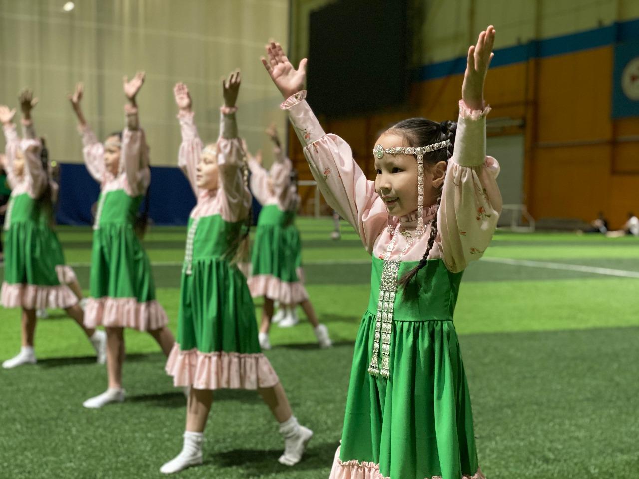В Якутске состоялось соревнование «Спорт для всех»