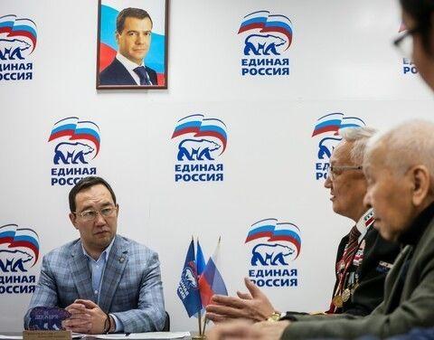 Глава Якутии дал поручение реализовать пилотную версию проекта по особому способу содержания домашних северных оленей