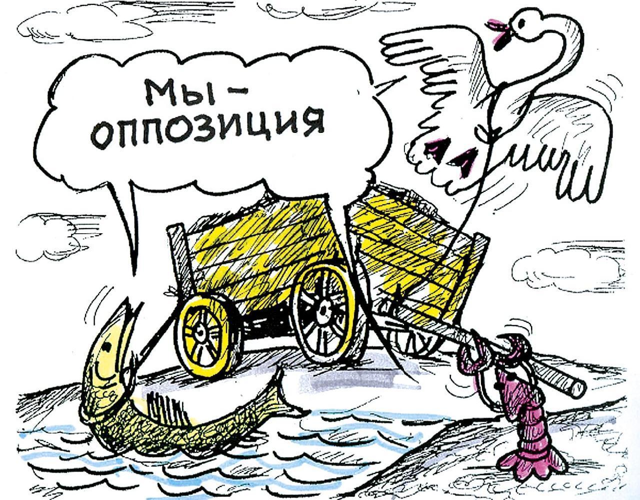 Почему оппозиция так переполошилась после Послания Путина?