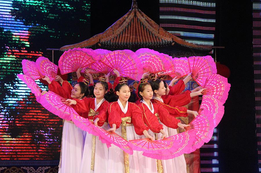 Восточный новый год отпраздновали в Доме дружбы народов