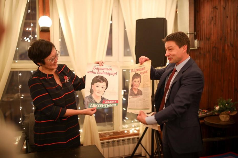 Владимир ФЕДОРОВ пригласил горожан на церемонию награждения лауреатов премии «Якутянин года»