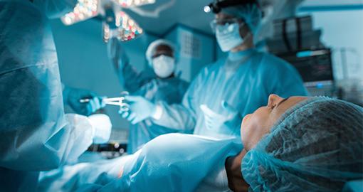 Самое главное — вера в профессионализм врача