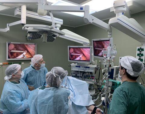 В Республиканской больнице №1 внедрены бариатрические операции