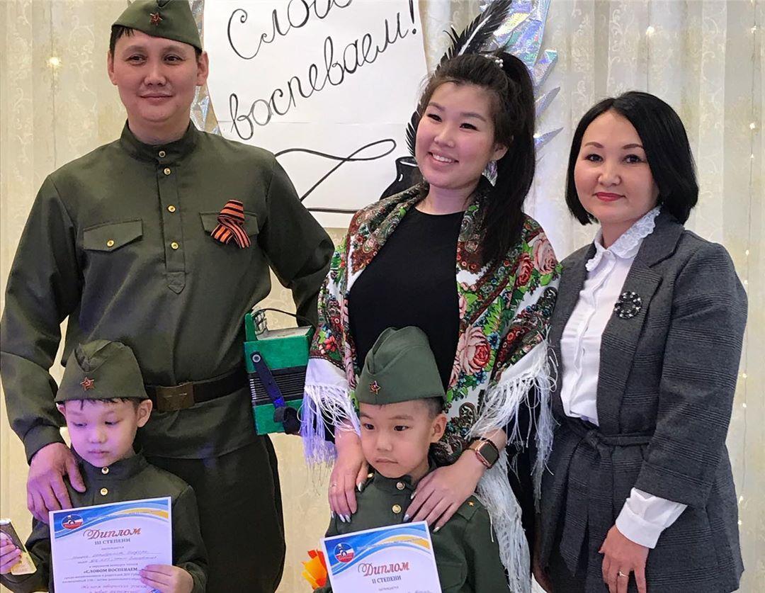 В Губинском округе состоялся конкурс чтецов «Словом воспеваем…» среди дошкольников
