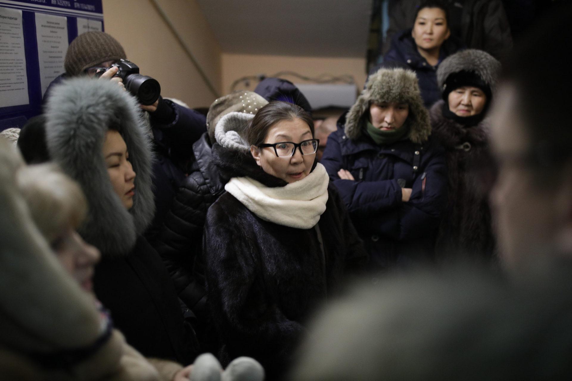 Роман Сорокин встретился с жителями микрорайона Ильинка