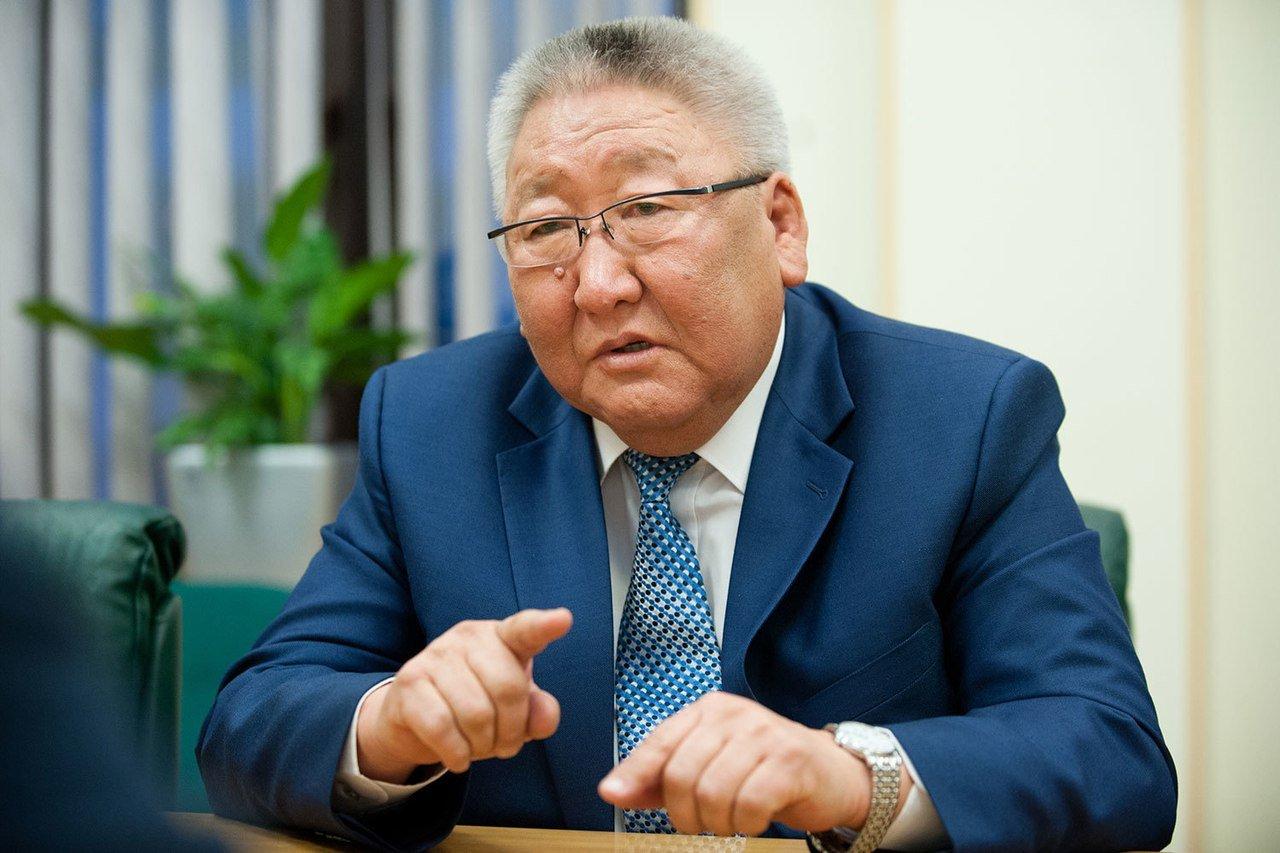 Сенатор Егор БОРИСОВ об изменениях в Конституцию Российской Федерации