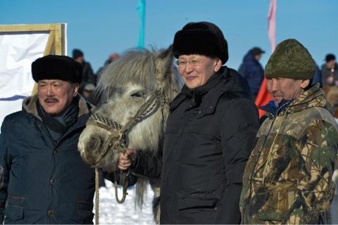 С днём коневода-табунщика в Республике Саха (Якутия)!